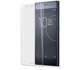 Sony Xperia XZ XZX 全屏覆蓋保護貼 水凝貼膠膜