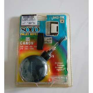 Calidad Canon 943-BK inkjet refiller
