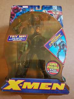 Toybiz Xmen Cyclops