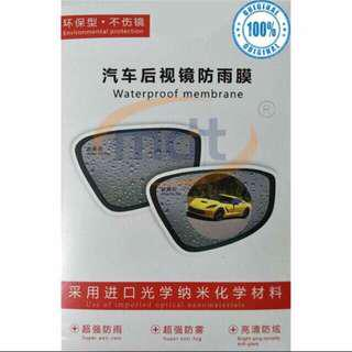 Rearview Mirror Waterproof Film