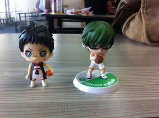 Kuroko No Basket loose toys (set)