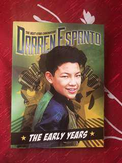 Darren Espanto-The early years