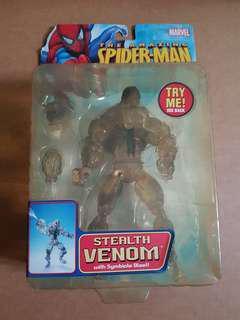 Toybiz Stealth Venom