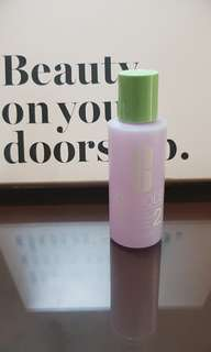 Clinique toner 2 (dry combination)