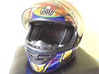 Replica AGV Full-Face Helmet