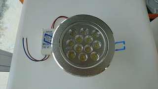 Brand new 12w LED adjustable downlight 6000k, clerance sale