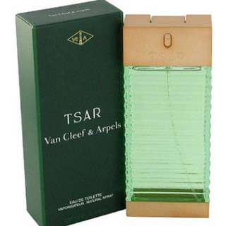 Van Cleef&Arpels沙皇TSAR男香水100ml