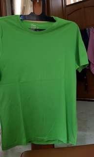 Kaos hijau Giordano