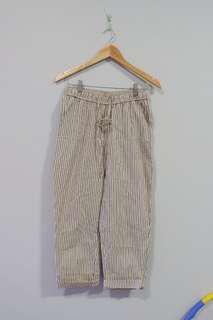 Stripes Baggy Pants