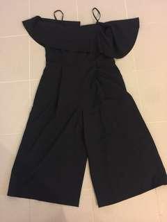 Black Jumpsuit size L new