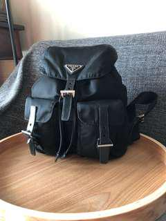 💯Prada Tessuto Small Backpack BZ6677 da5b6b041c994