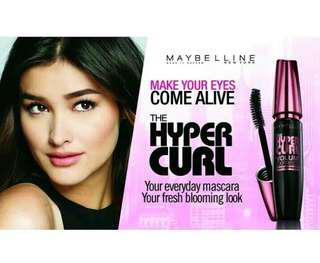 Maybelline hypercurl mascara