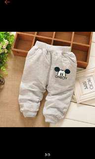 Boy baby pants trousers 6-24mos