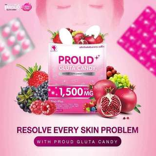 PROUD GLUTA CANDY