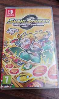 Switch Sushi Striker 最強壽司逆襲