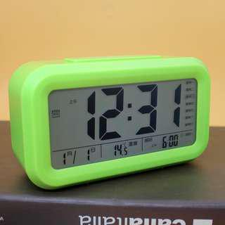 New - Digital Alarm Clock