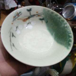 舊時菜碗(2個)