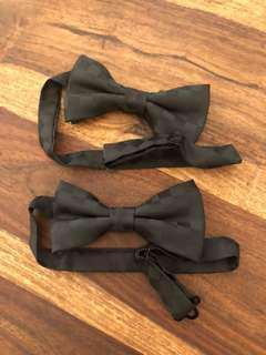 2個$60 兄弟男士婚禮煲呔 新郎禮服飲宴 tie