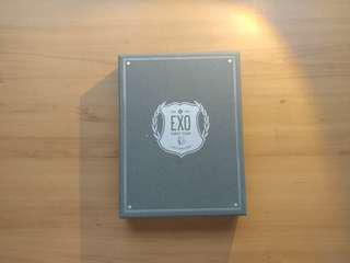 EXO's First Box (DVD) (4-Disc) (Limited Edition - Korean Version)