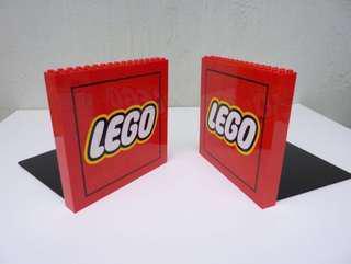 【全新】LEGO Book Ends