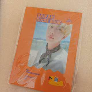 BTS SUMMER PACKAGE GUIDE BOOK