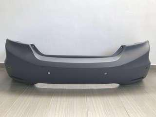 Non-SI USDM Rear Bumper for Honda Civic FB 9th Gen 13-15