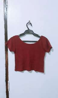 Crop Top (never used)