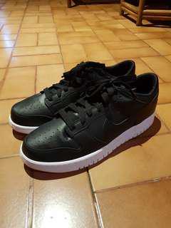 Nike Dunk Low Black Size 12 US
