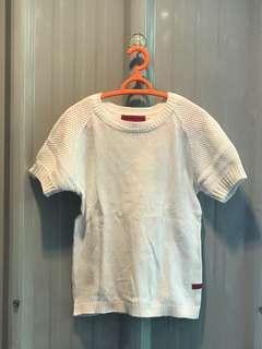 Peppermint white shirt