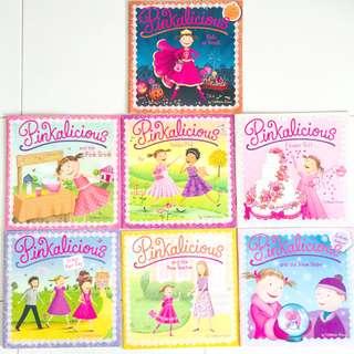 Pinkalicious Storybook Set