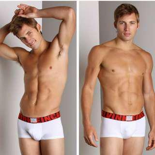 [New] CK X MICRO LOW RISE men's underwear - Trunk (L size)