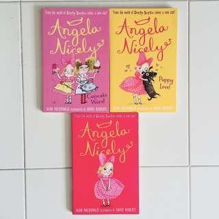 Angela Nicely Books