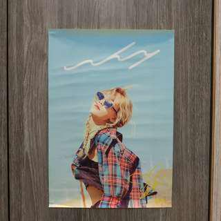 Taeyeon Why Poster