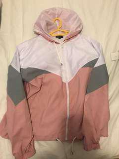 Retro Jacket Hoodie