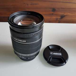 Canon Zoom Lens 18-200mm EF-S 1:3.5-5.6 IS