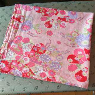 日式和風手帕