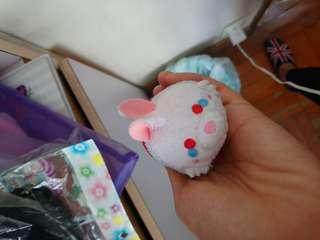 日本迪士尼Tsum Tsum 白兔先生