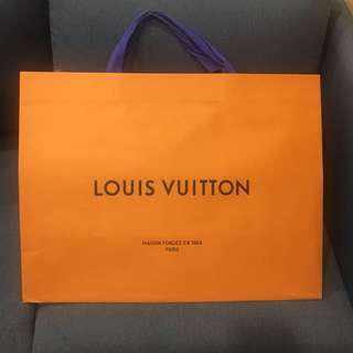 Louis Vuitton Paperbag