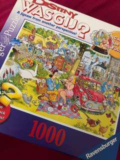 1000 Piece fun Puzzle