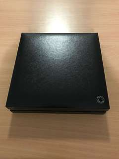 Authentic Mont Blanc pen box. Final reduction