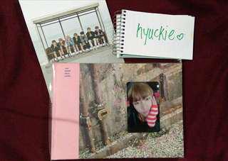 BTS YNWA Album Pink ver