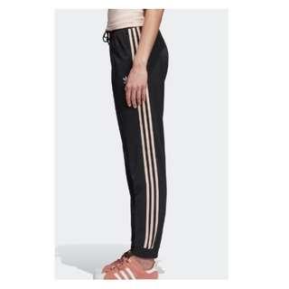 [現貨] 愛迪達 三葉草 小花運動褲 粉紅色 Adidas Originals Tights Tonal pants