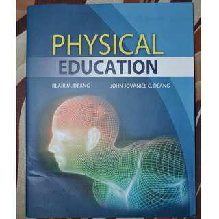 Physical Education Grade 11 & 12 Text book