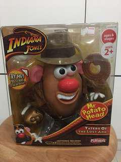 Indiana Jones Mr Potato Head