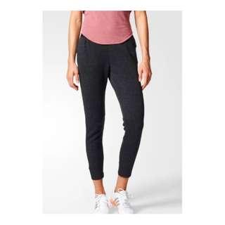 [現貨]愛迪達 adidas 灰色 運動褲 休閒褲  stadium 束口 有口袋