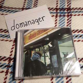 CODE KUNST Crumple album (Onhand)
