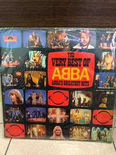 The very best of ABBA - vinyl record