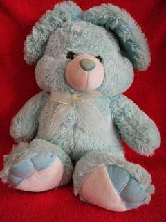 Blue Rabbit Stuffed Toy
