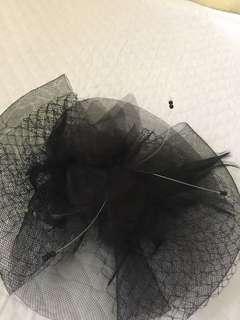 Black Hair Accessory