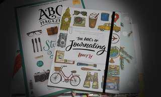 ABC's of Journaling with free ABC magazine